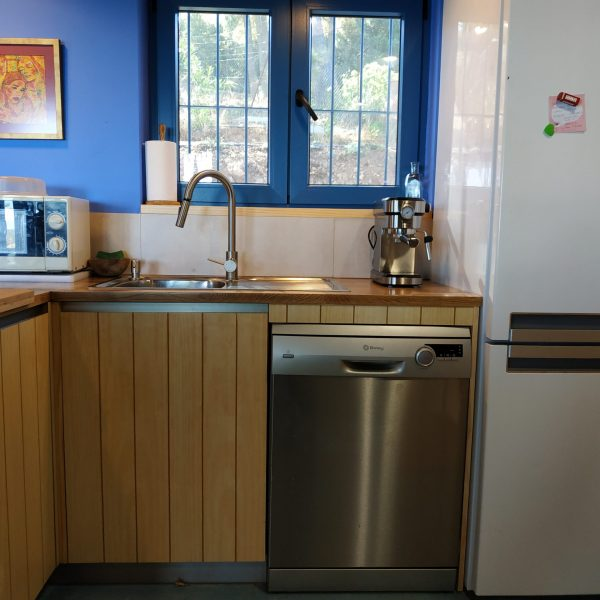 Cocina Casa rural Madre del Agua