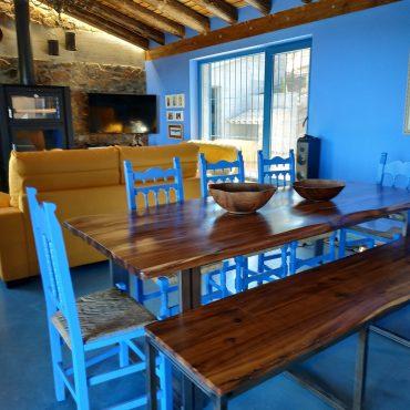 Salón Casa rural Madre del Agua