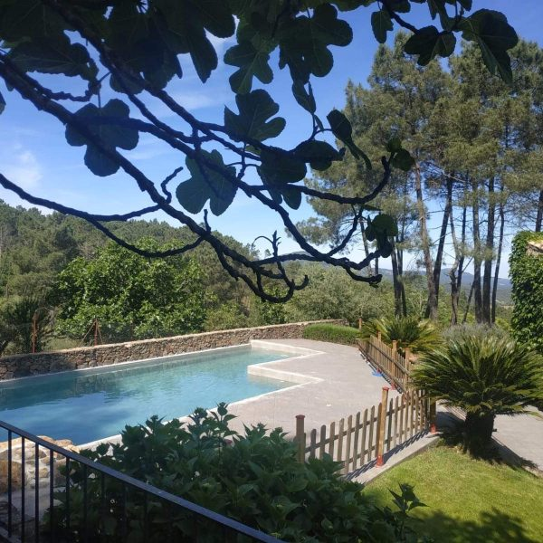 Piscina Casa rural Sierra de Aguafría